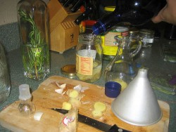 Making Vodka Infusions - Infused booze can really elevate a regular cocktail recipe, and it's super easy to make your own custom infusions. Vodka infusions are a great starting point, since vodka has such a neutral flavor.