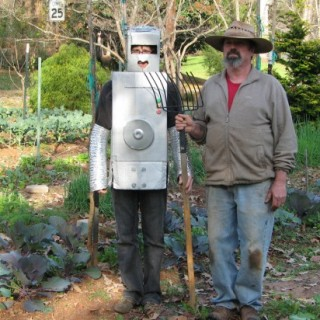 The growBot Project: Farmville Meets Organic Farming