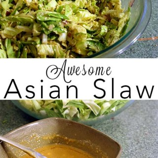 Awesome Asian Slaw