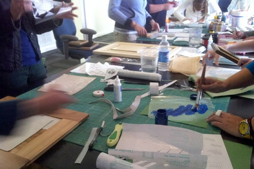 creative reuse workshop