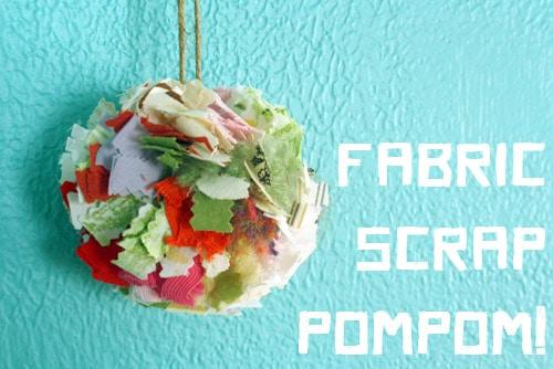 how to make a pompom