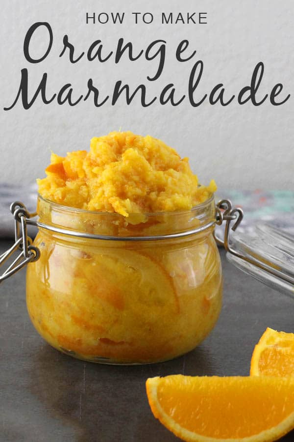 If you're new to making jam, this homemade orange marmalade recipe is a great place to start.