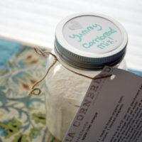 Mason jar craft project
