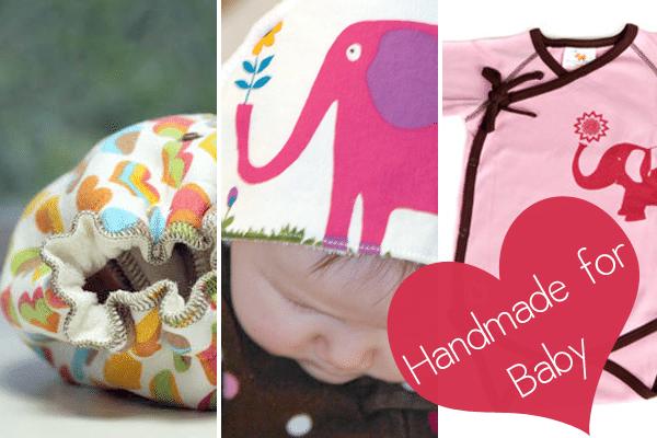 handmade baby gifts