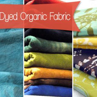 Buy Handmade: Hand Dyed Fabrics