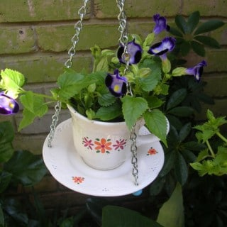 Buy Handmade: Your Recycled Container Garden