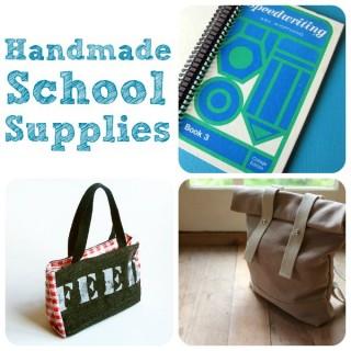 Buy Handmade: Back to School