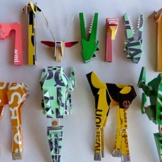 5 Questions with Cardboard Artist Kirsty Fletcher