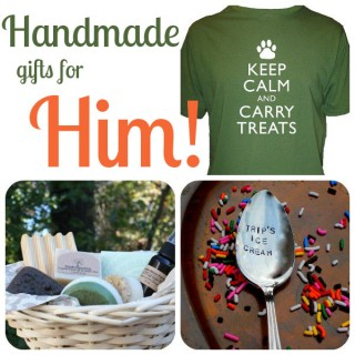 Buy Handmade: Gifts for Him