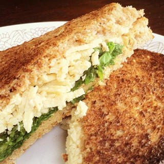 Vegan Cheese Sandwich: An Ode to Daiya