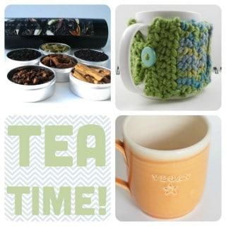 Buy Handmade: Tea Time!