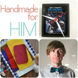 Buy Handmade: MORE Gifts for Him