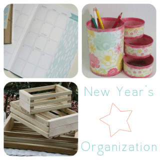 Buy Handmade: Getting Organized for the New Year