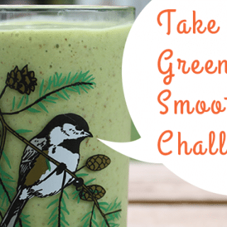 Not sure what to do for Lent? How about a green smoothie challenge!