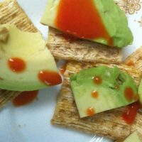 Avocado crackers are my new favorite snack obsession.