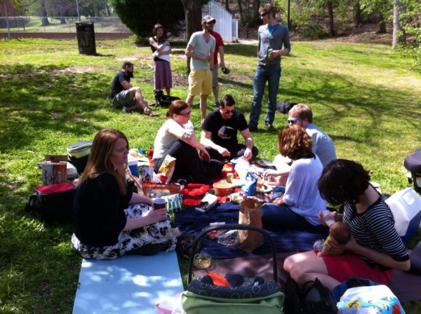 DH First Picnic