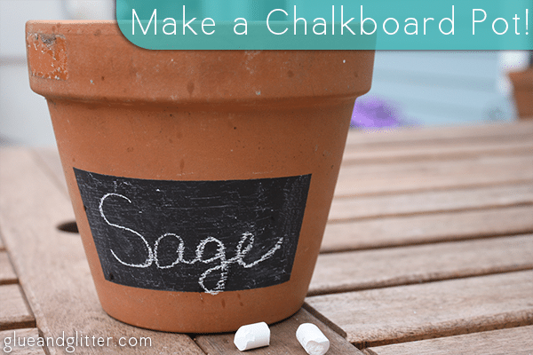 Skip the store-bought plant markers and make your own cute DIY garden markers instead!