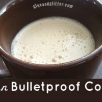 Vegan Bulletproof Coffee: 3 Ingredient Recipe!