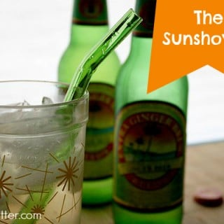 The Sunshower Cocktail