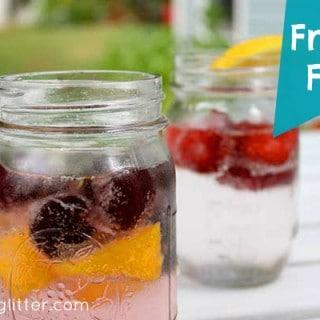 Summer Drink: Fruity Fizz