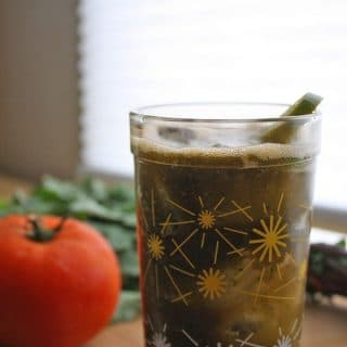 Kale Mary: Friday Cocktail