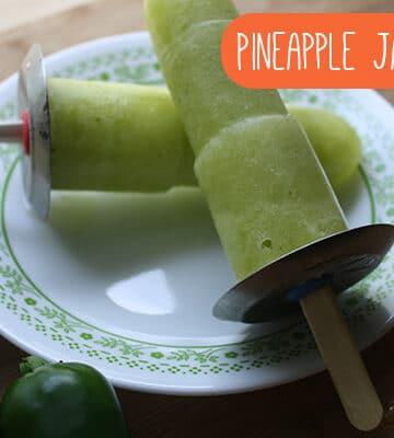 pineapple jalapeno pops