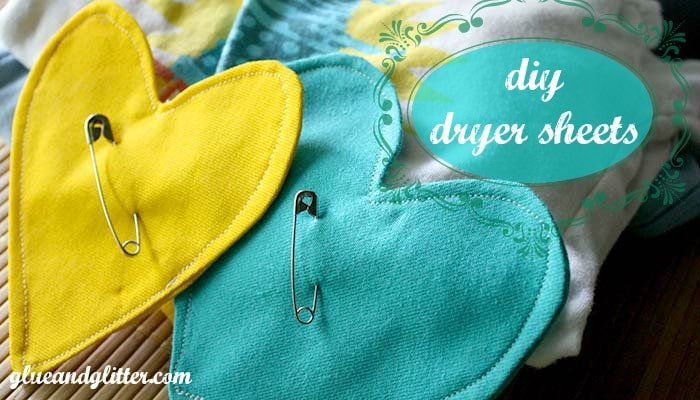 These DIY dryer sheets really work!