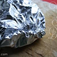 hobo dinner recipe foil packet