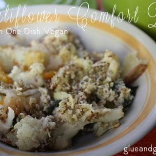 One Dish Vegan: Review, Recipe, and Giveaway!