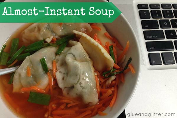 Easy Vegan Lunch Ideas Soup