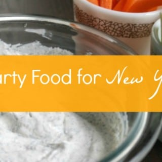 New Year's Eve: Party Food and Drinks to Ring in 2014!