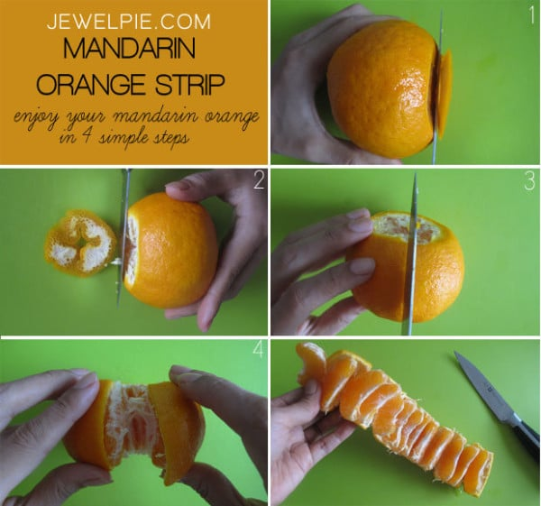 "There's not really a ""wrong"" way when it comes to eating fruit, but there are some more fun ways to eat an orange or an apple!"