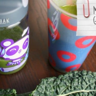 Green Smoothie Recipe for Mom and Baby