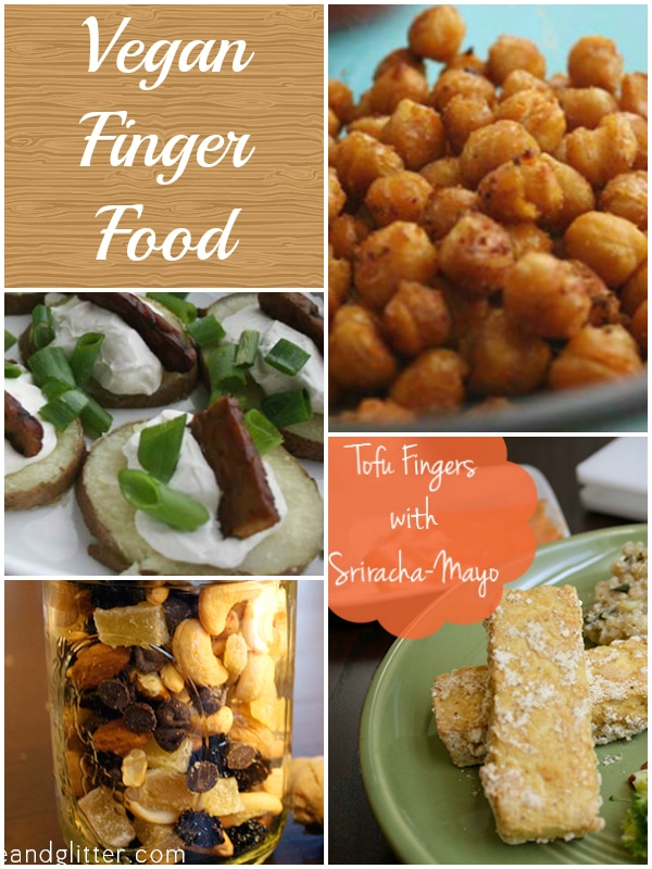Game Day Party Food: Finger Food Recipes