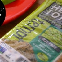 Hemp Tofu: The Review!