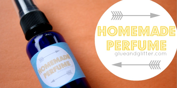 How to Make Perfume (two ingredients and vegan!)