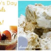 Vegan Valentines Day Cocktails + Treats