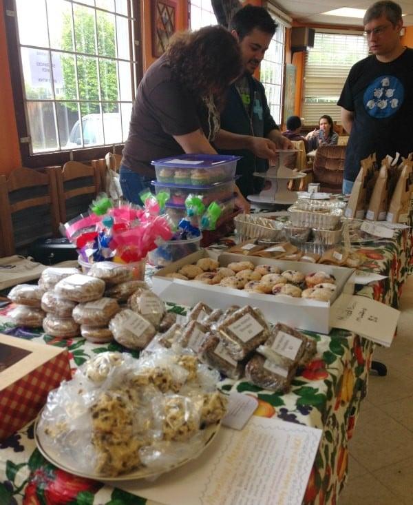 Atlanta Veg Fest Bake Sale