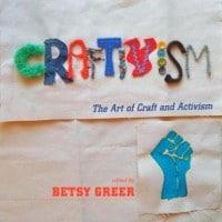 Craftivism Book Cover