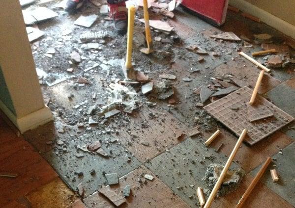 goodbye terrible tile