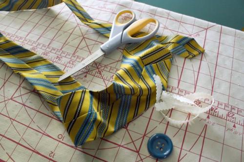 DIY Necktie Holder Supplies