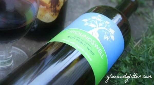 Groundswell Vegan Wine