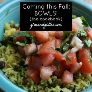 Cookbook Update: My Heart Grew Three Sizes #lml