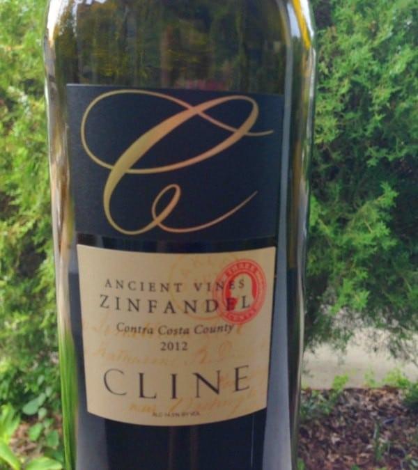 Vegan Wine: Cline Red Zinfandel