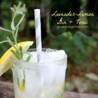 This ain't your grandma's gin and tonic recipe! Raid your herb garden, and let's get mixing.