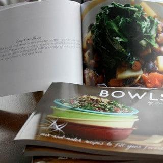 BOWLS: Get my vegan comfort food cookbook!