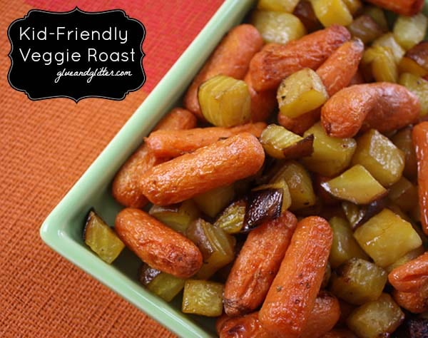 Kid Friendly Vegetable Roast Recipe