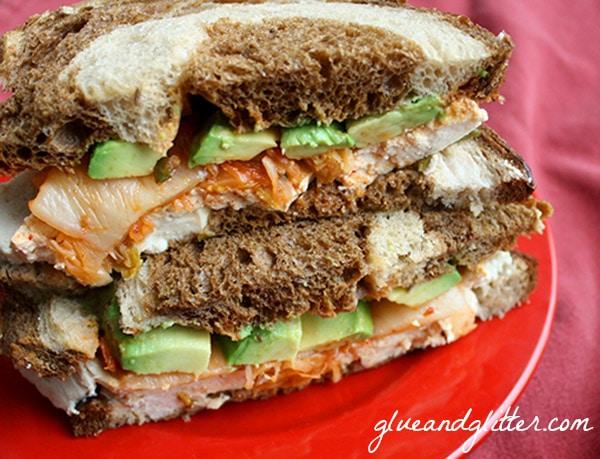 Not a Reuben Sandwich