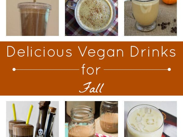 Delicious Vegan Drinks