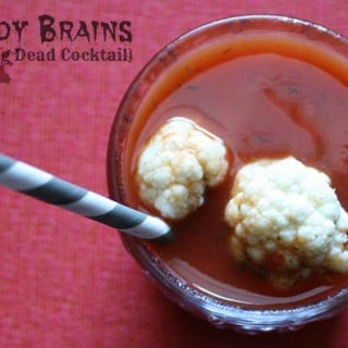 Walking Dead Cocktail: Bloody Brains